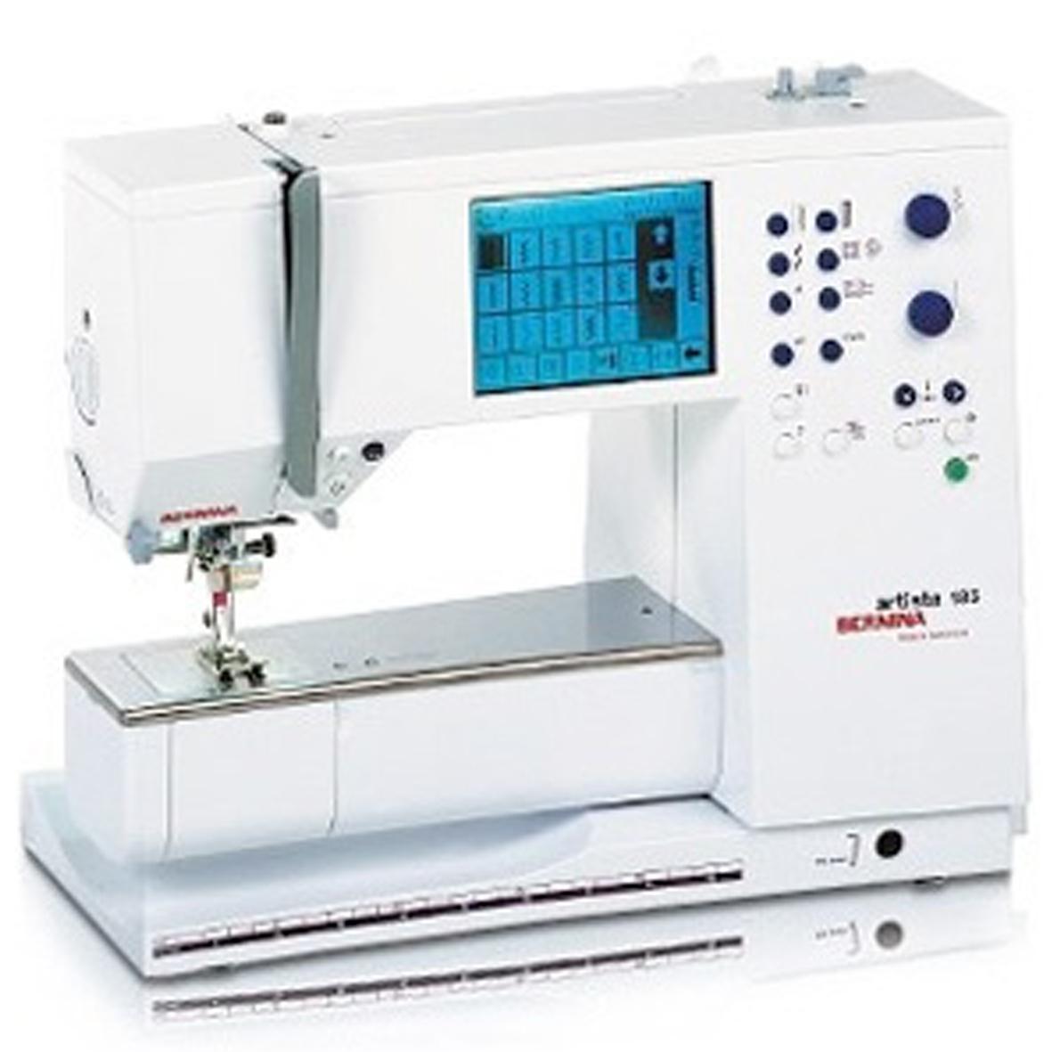 e1 sewing machine