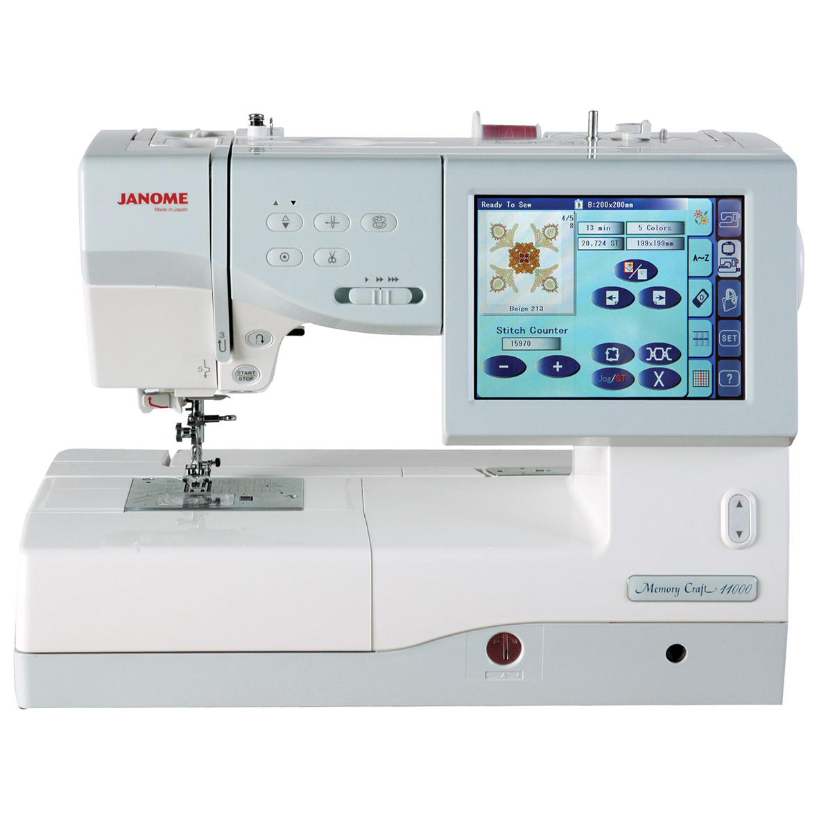 Janome Embroidery Accessories Sewing Machine Accessories