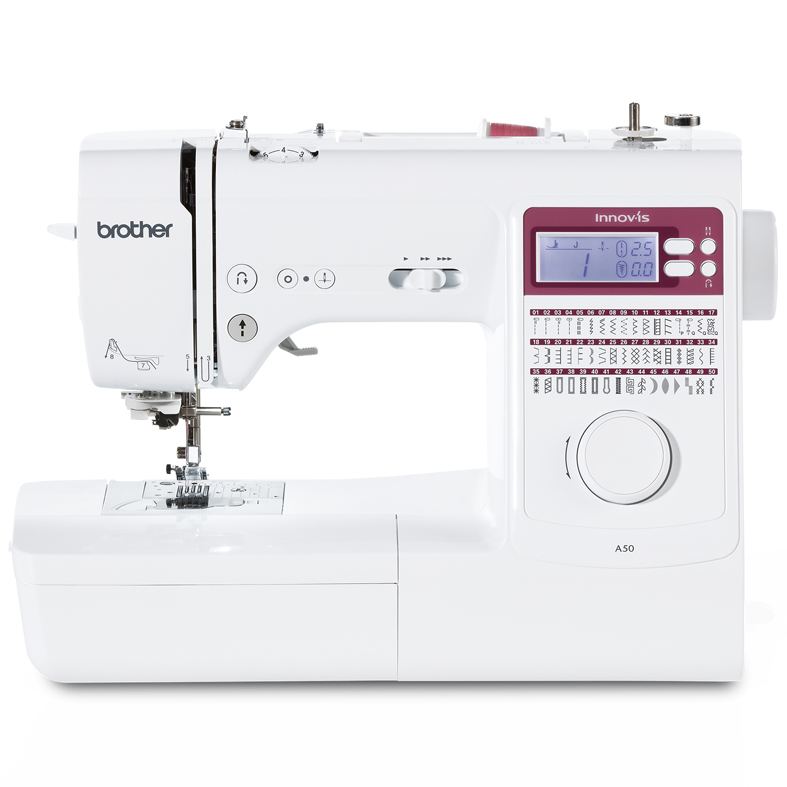 Brother Innovis A40 Custom Brother Sewing Machine Needle Size Chart