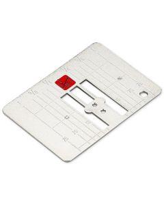 Bernina Straight-Stitch Plate mm/inch