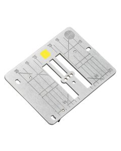 Bernina 9 mm Stitch Plate for Needle-Punch Tool