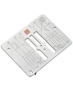 Bernina CutWork/Straight Stitch Needle Plate