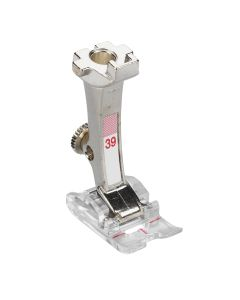 Bernina Embroidery Foot with Clear Sole # 39