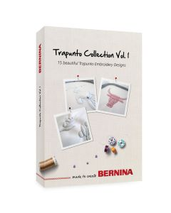 Bernina Trapunto Embroidery Designs Vol.1