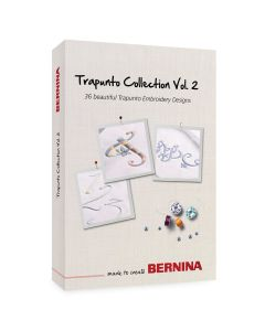 Bernina Trapunto Embroidery Designs Vol.2