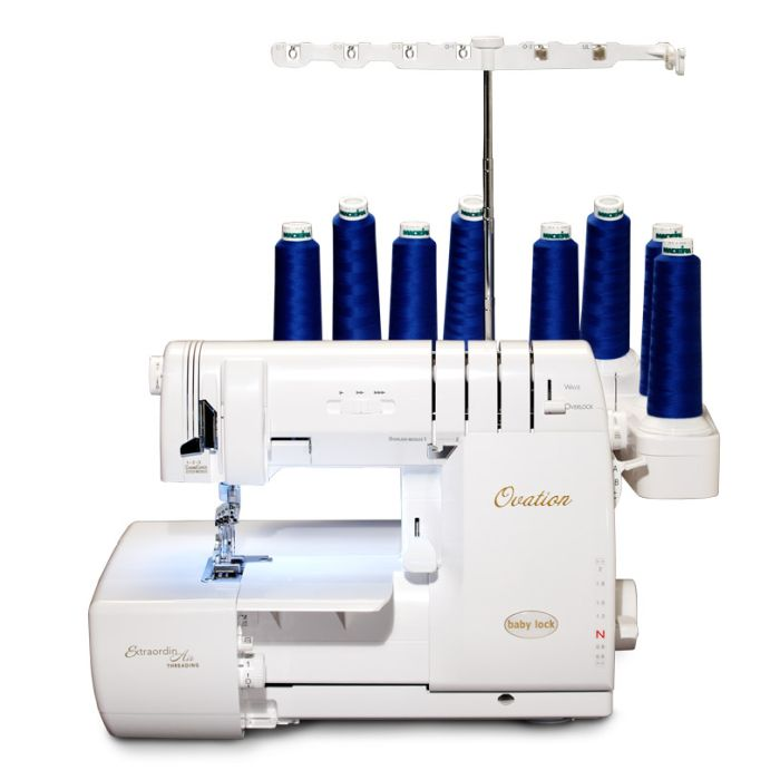 Baby Lock Ovation | Frank Nutt Sewing Machines Ltd | Buy online